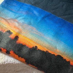 Boyne Falls t-shirt ❤️💙🖤
